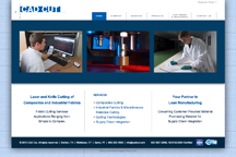 CAD Cut Website