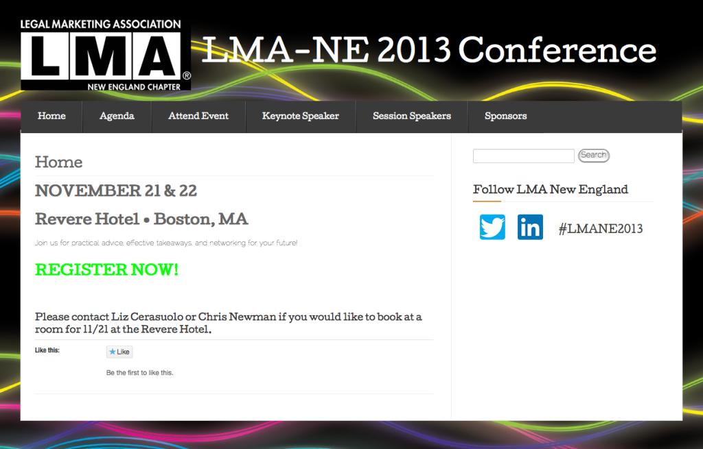 LMANE.Conference