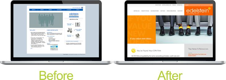 Website-Before-After