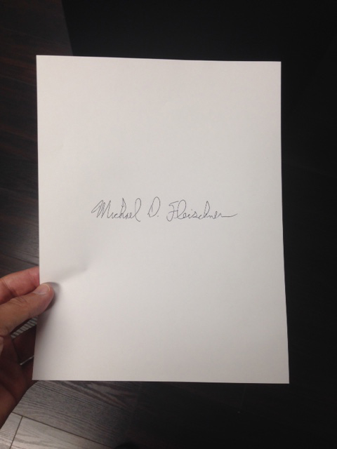 Signed-Paper