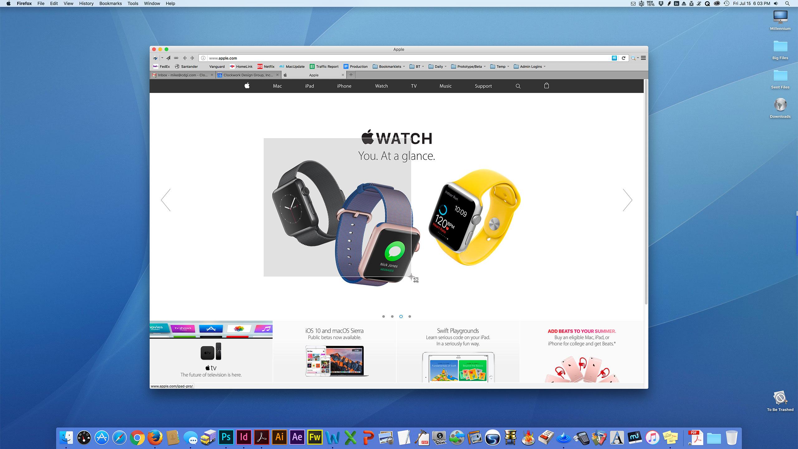 Take screenshots on a mac clockwork design group inc screenshot02 ccuart Choice Image