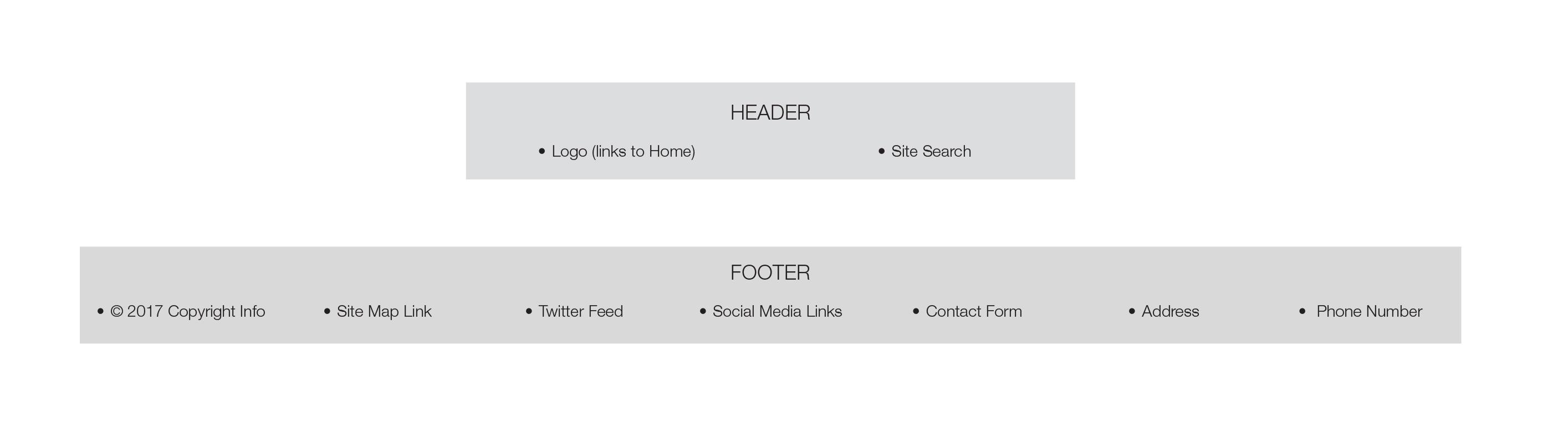 Header-Footer