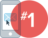 Checking email is the #1 reported activity on smart phones.