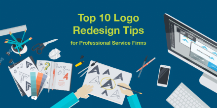 Design Lesson: Top 10 Logo Redesign Tips for Professional Service Firms