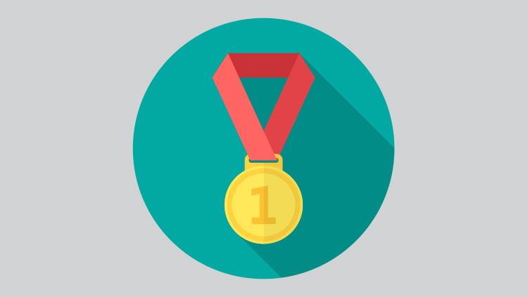Header Graphic Medal