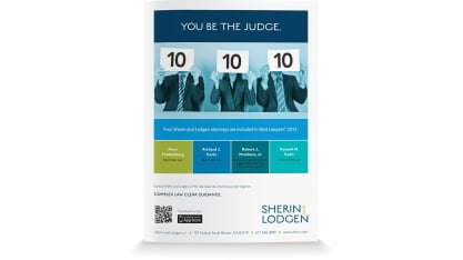 Sherin Judges Ad