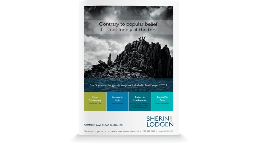 Sherin Mountaintop Ad
