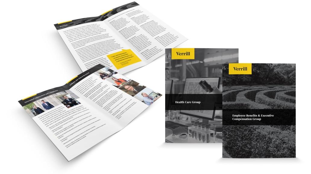 Verrill Brochures