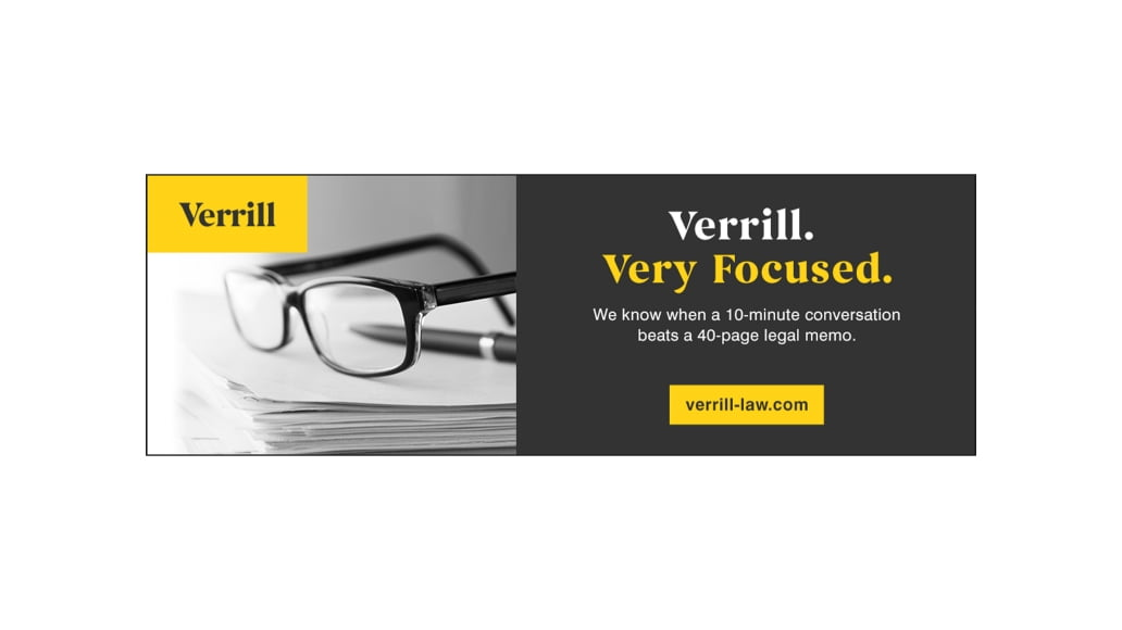Verrill Digital Ad