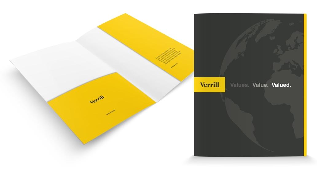 Verrill Pocket Folder