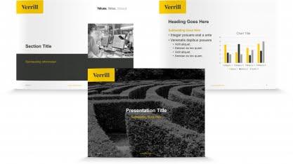 Verrill Powerpoint