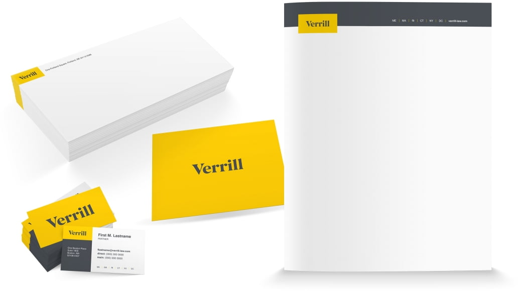 Verrill Stationery