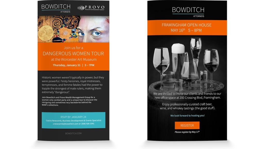 Bowditch Evites