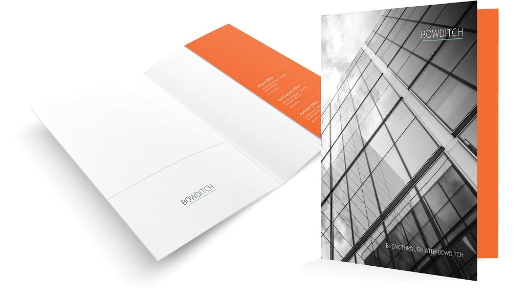 Bowditch Pocket Folder