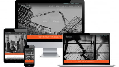 Bowditch Website All Devices