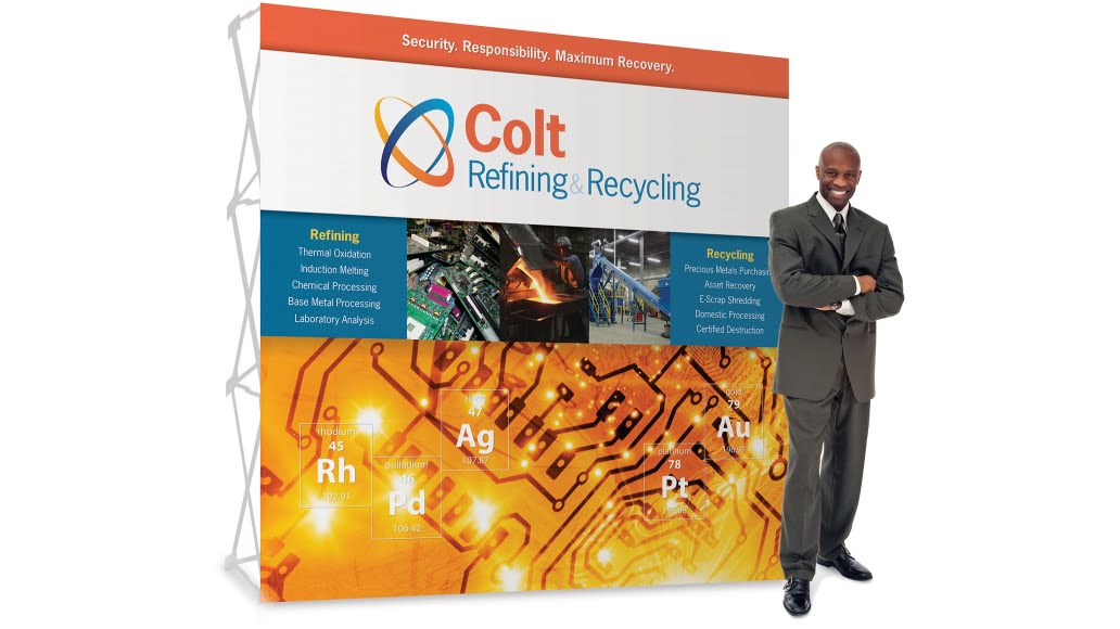 Colt Tradeshow Booth