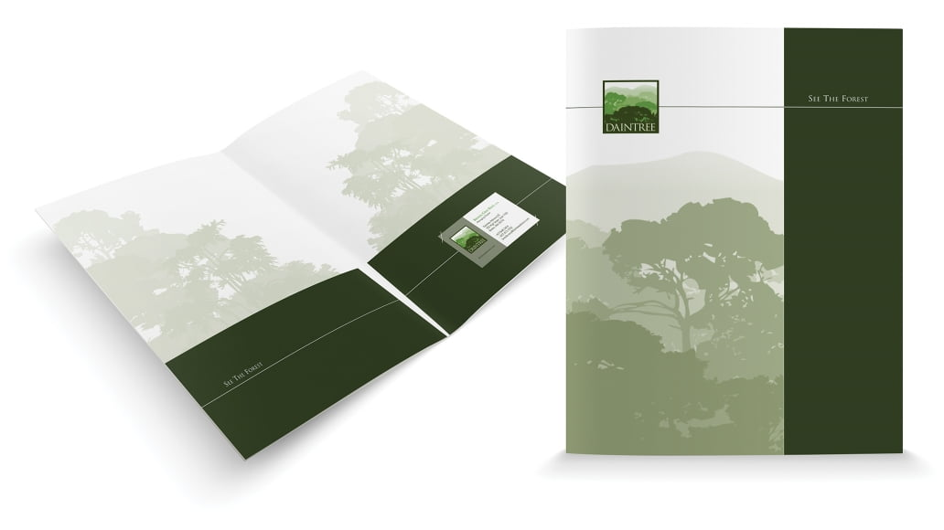 Daintree Pocket Folder