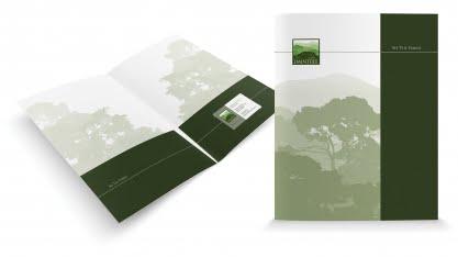 Daintree Pocket Folder