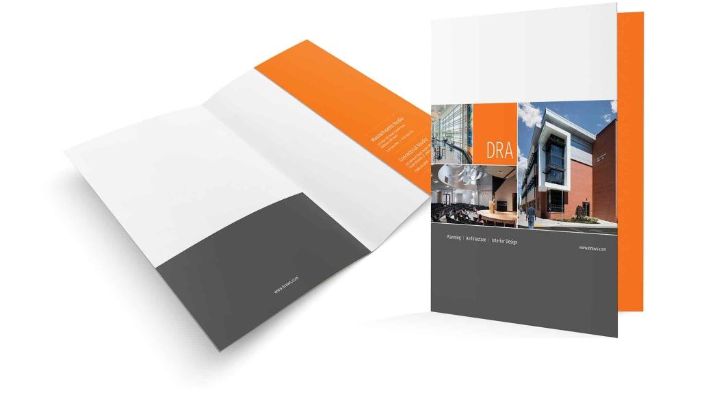 Dra Pocket Folder