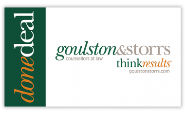 Goulston Captivate Static