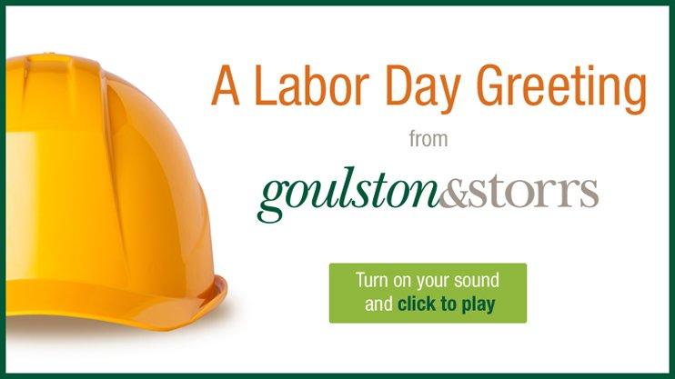 Goulston Labor Day Ecard