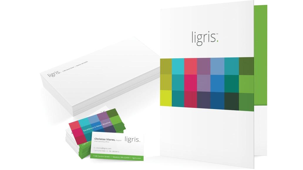 Ligris Stationery