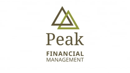 Peak Financial Logo
