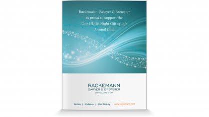 Rackemann Sponsorship Ad