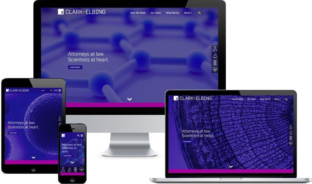Clark+Elbing Website