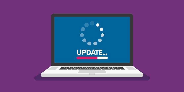 Updating Website