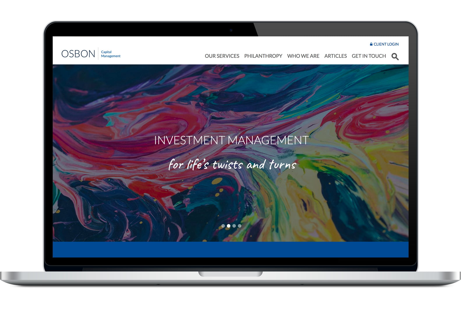 Osbon Website After