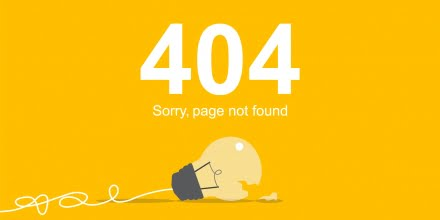 10 Examples of Fun 404 Pages