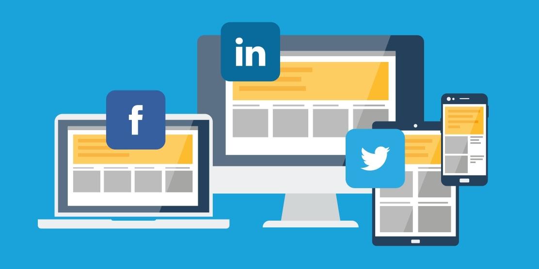Social Media Header Graphic
