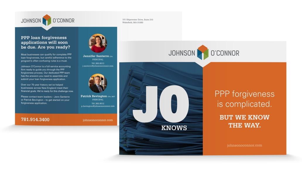 Johnson Oconnor Postcard