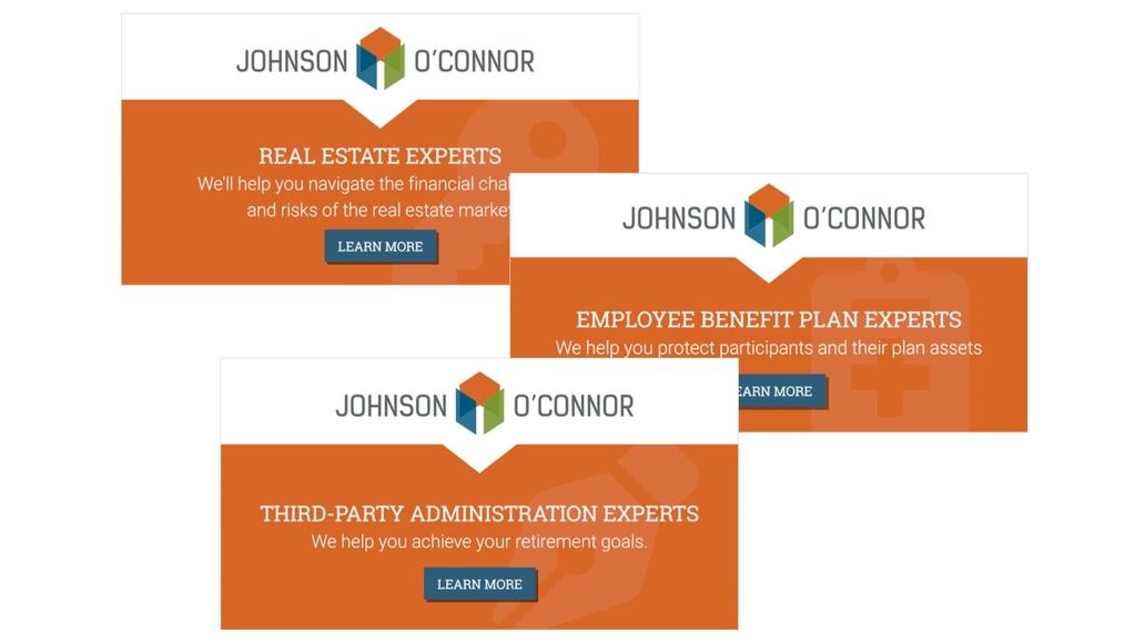 Johnson Oconnor Socials
