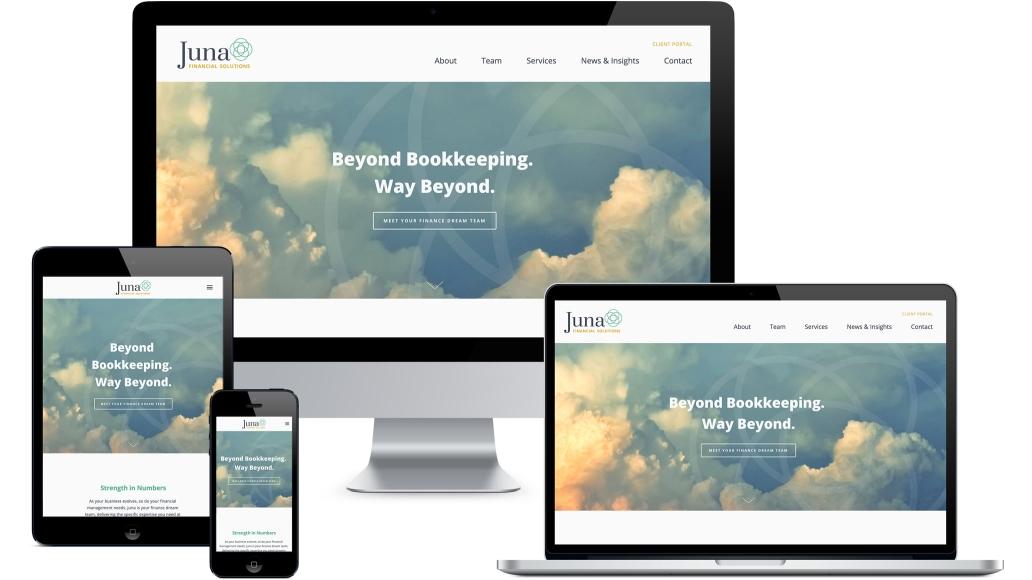 Juna Website