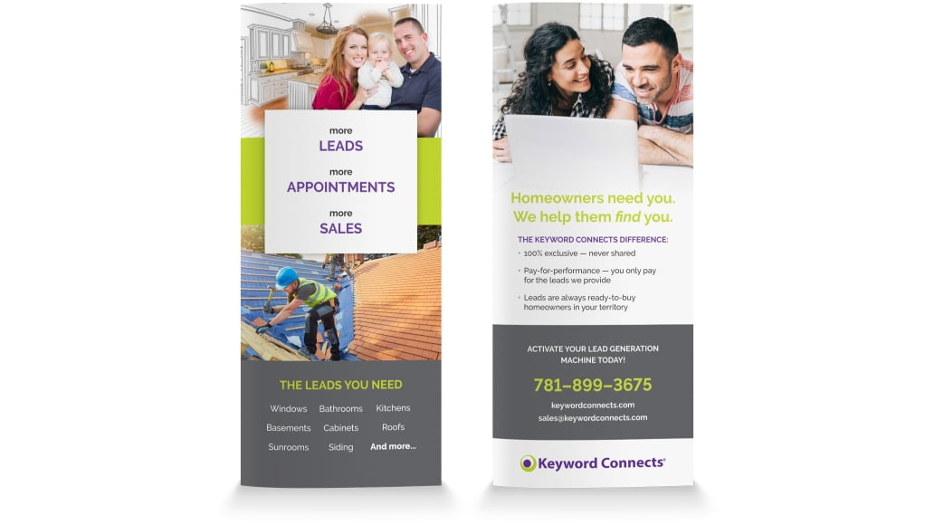 Keyword Connects Show Handout