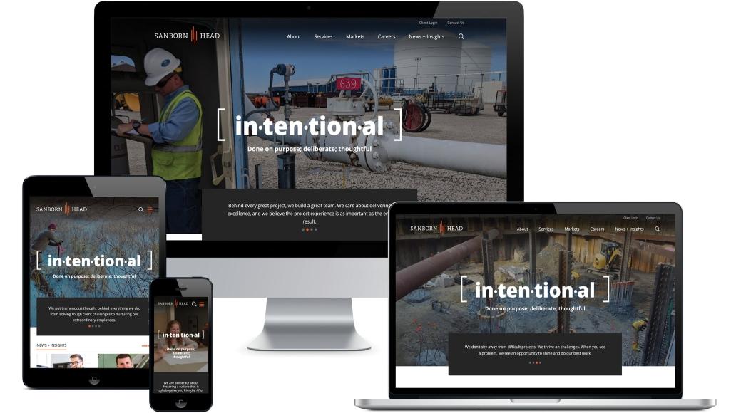 Sanborn Head Website