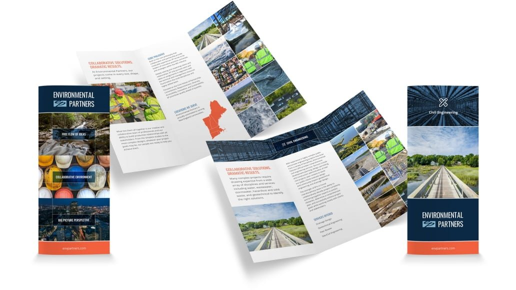 Environmental Partners Mini-Brochures