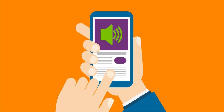 Mobile Phone Sound Volume