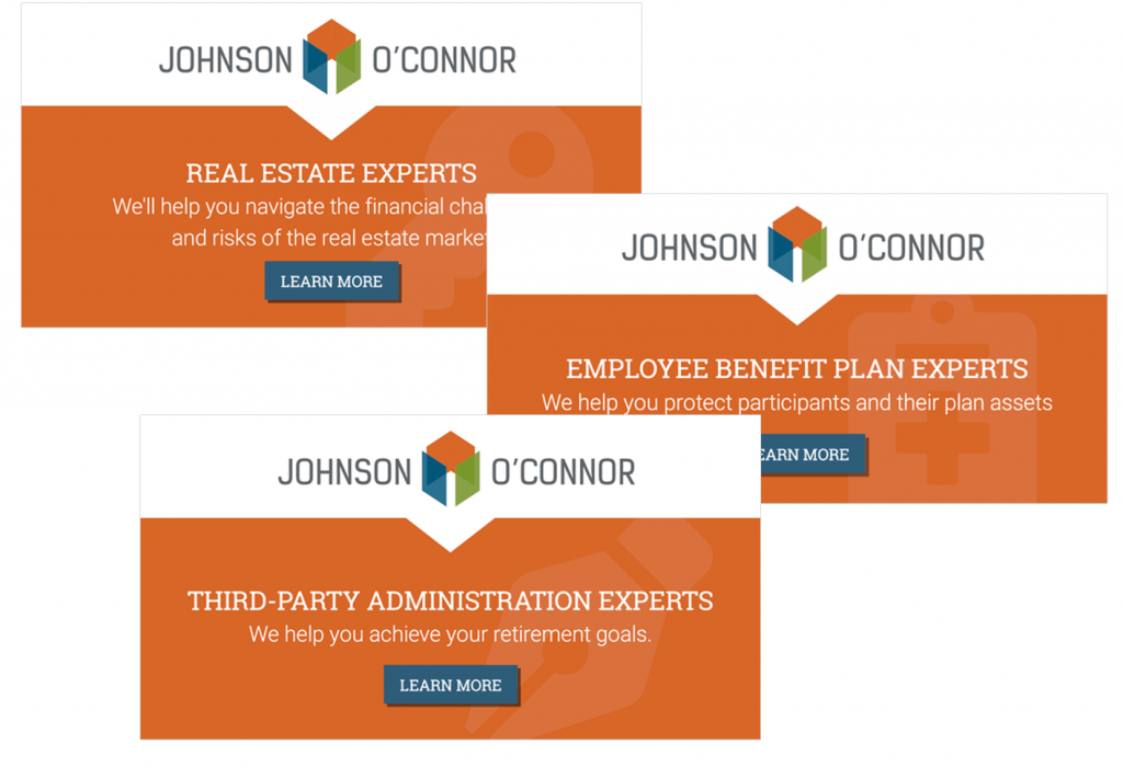 Johnson O'Connor Social Graphics
