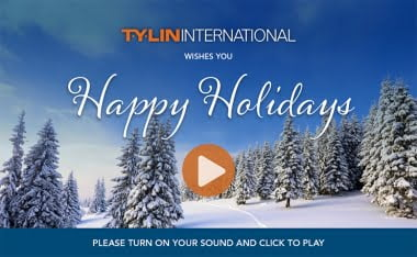 Ty Lin Holiday eCard 2019
