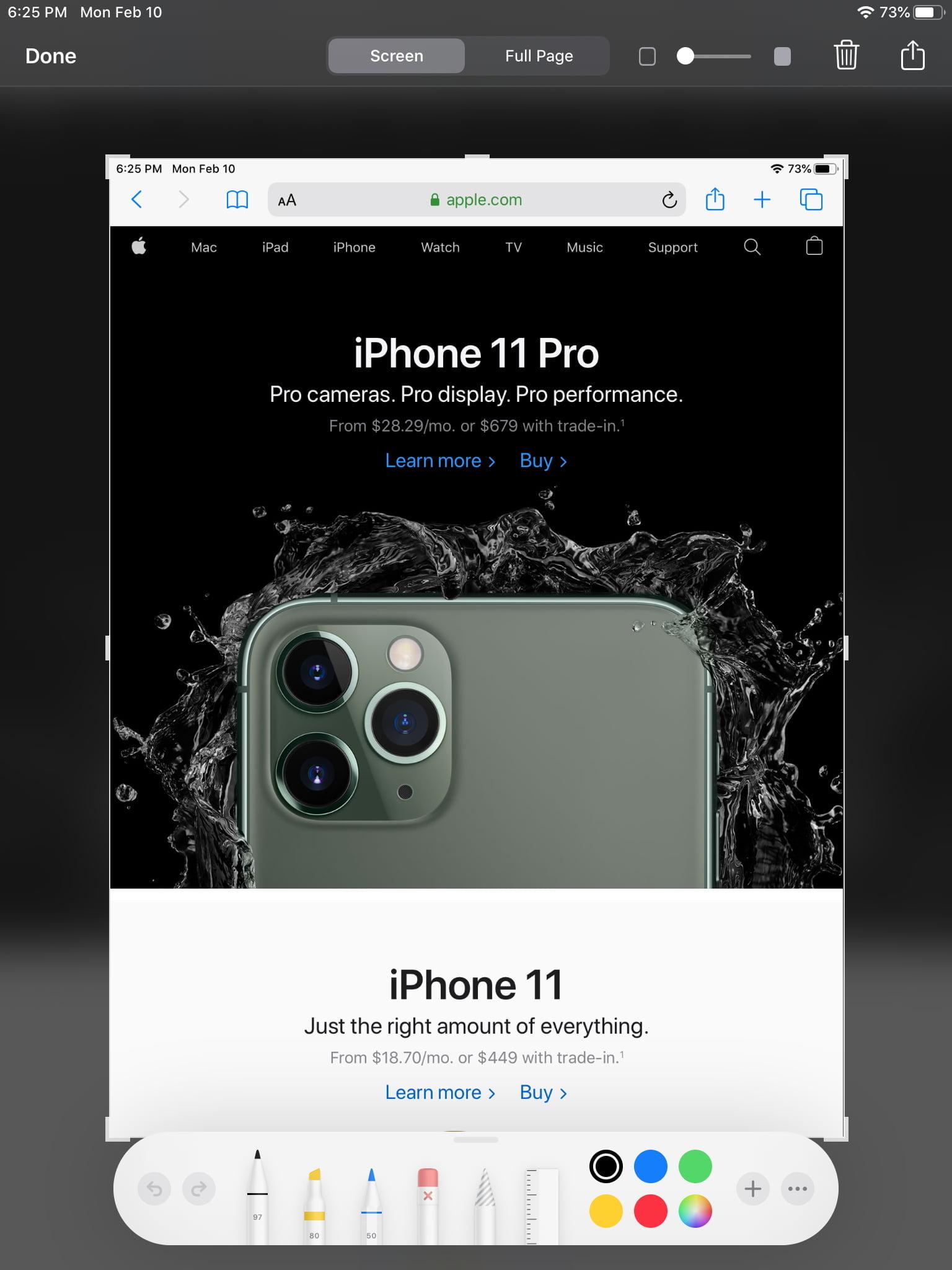 iOS Capture 2