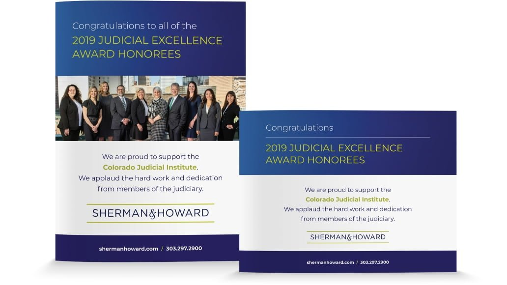 Sherman Howard Print Ads