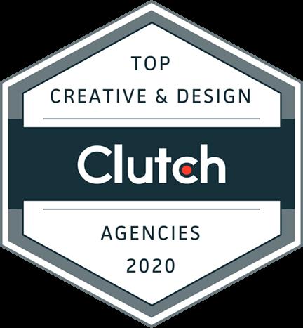 Clutch Top Creative Design Agencies 2020