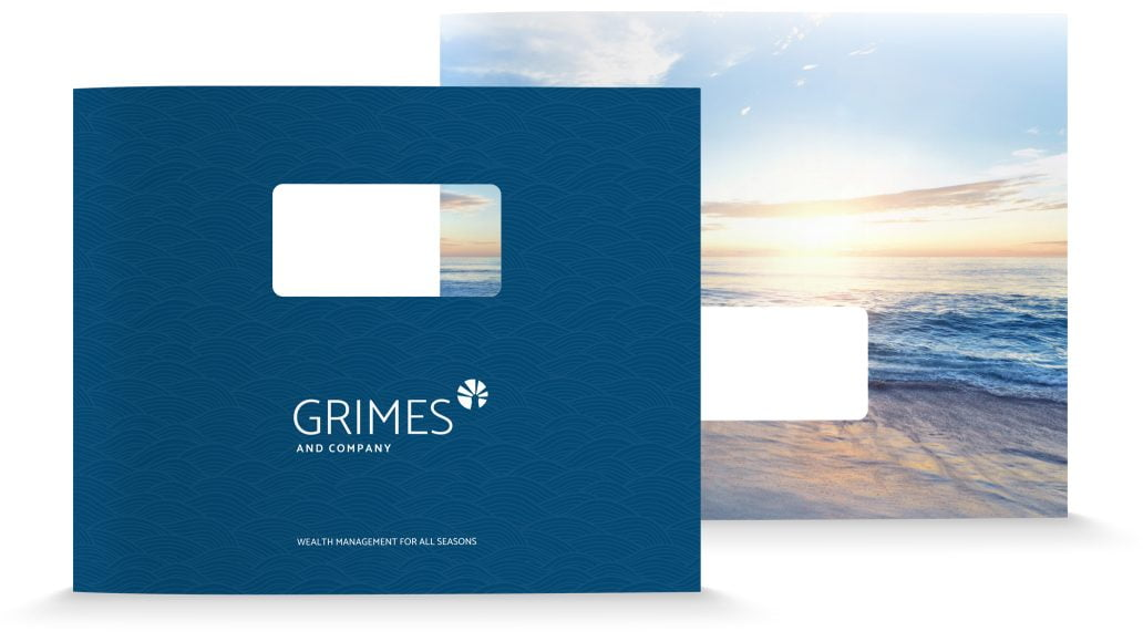 Grimes Report Covers