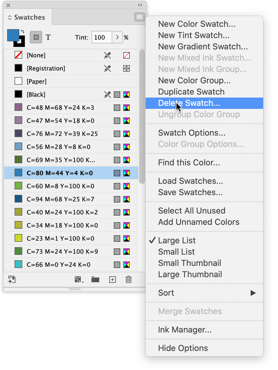 Indesign Colors 02