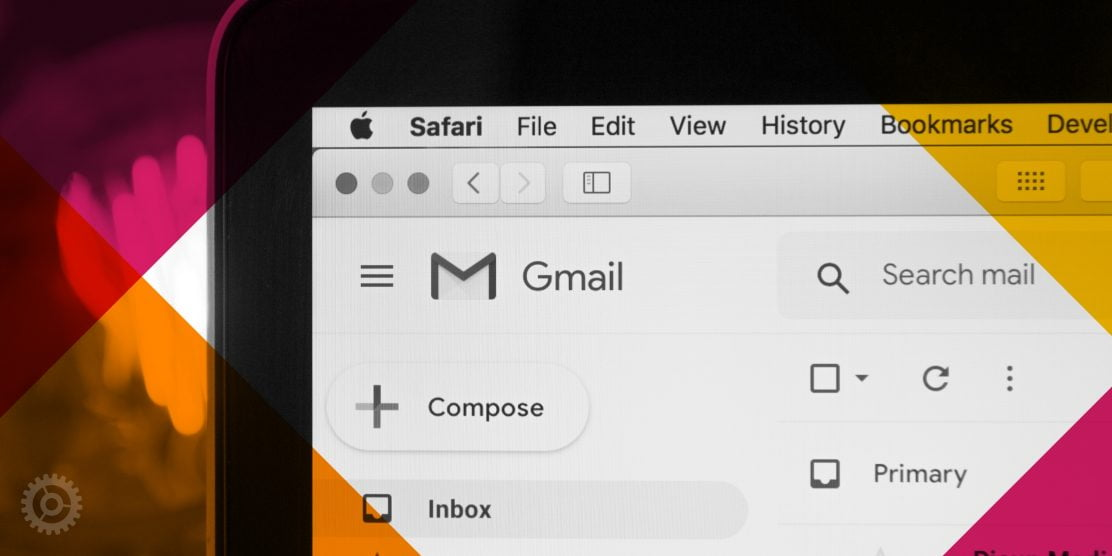 Gmail On Computer Screen