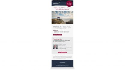 Northeast Email Template