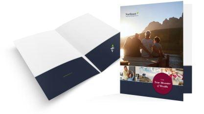 Northeast Pocket Folder